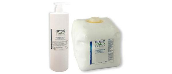 Dermocrema - Emulsione per Massaggio Fisioterapico