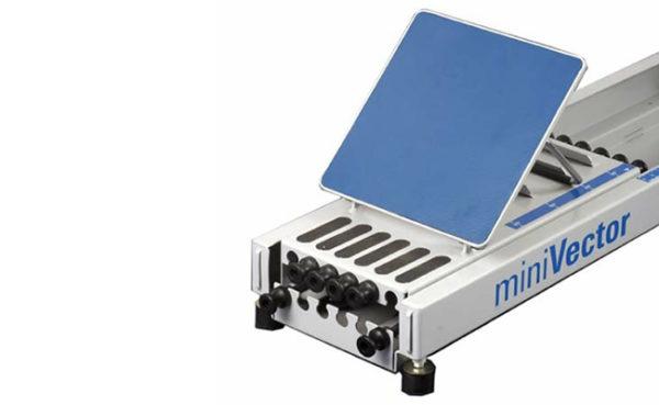 Minivector - Strumento ad elastici per la rieducazione attiva precoce