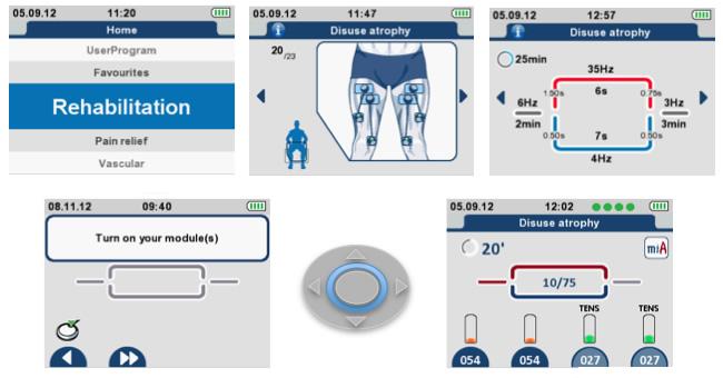 compex-wireless-professional-riabilitazione-funzionale-in-movimento-fasi-ui