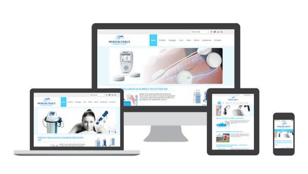 New look, benvenuti nel nuovo sito di Medical Tools