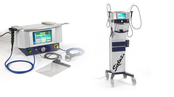 Tecnosix Epsilon - flussi di biostimolazione per terapia fisica