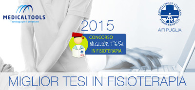 Concorso Miglior Tesi in Fisioterapia – Edizione 2015