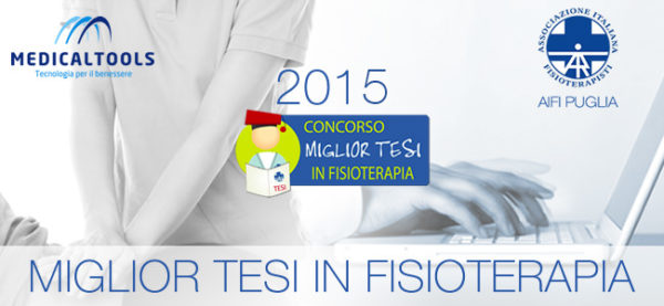 Concorso Miglior Tesi in Fisioterapia – Edizione 2015 (Aggiornato con Vincitore)