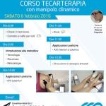 Corso – Tecarterapia con manipolo dinamico, Workshop Teorico Pratico – Modugno 6 febbraio 2016 – Gratuito