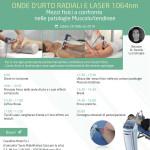 Corso - Onde D'urto Radiali e Laser 1064nm - Mezzi fisici a confronto nelle patologie Muscolo / tendinee - Modugno (BA) 20 febbraio 2016 – Gratuito