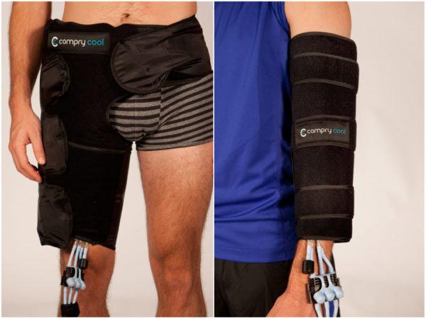 Compry Cool - recupero da infortuni e riabilitazione post-operatoria
