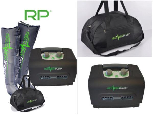 RecoveryPump - sistema portatile per il recupero della fatica