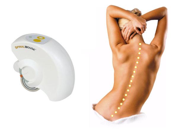 Spinalmouse - valutazione della colonna vertebrale e degli aspetti posturali