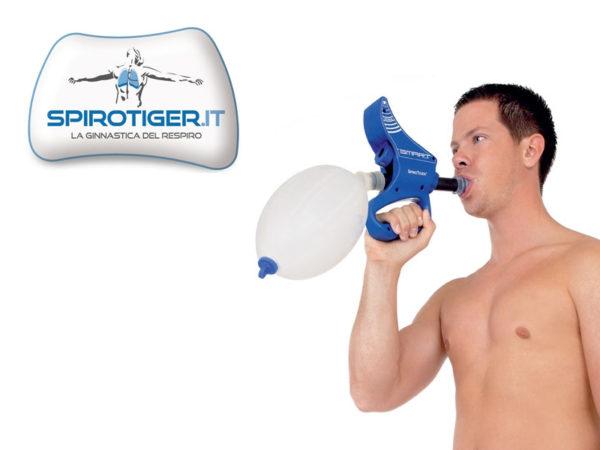 SpiroTiger - la ginnastica del respiro