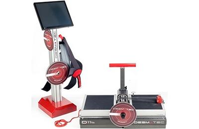 D11 Full - apparecchiatura isoinerziale per attivazione muscolare