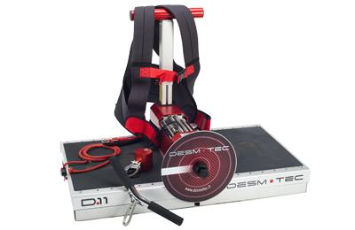 D11 Sport - apparecchiatura isoinerziale per attivazione muscolare