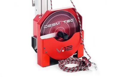 V12 - apparecchiatura isoinerziale per attivazione muscolare
