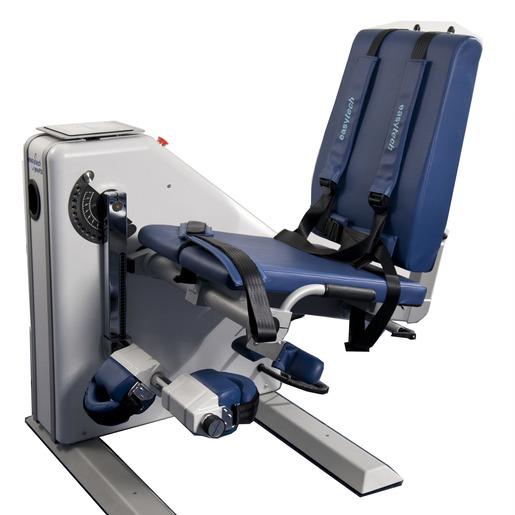 Genu PLUS - Sistema isocinetico per valutazione e riabilitazione della funzione flessoestensoria del ginocchio