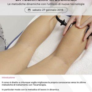 Corso - LA TECARTERAPIA DINAMICA - Le metodiche dinamiche con l'utilizzo di nuove tecnologie - Bari (BA) 27 gennaio 2018 – Gratuito
