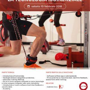 Corso - La Tecnologia Isoinerziale - Bari (BA) 10 febbraio 2018 – Gratuito