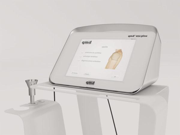 qmd® - gamma laser, cryo-thermal e thermocamera - design minimale e funzionalità evolute