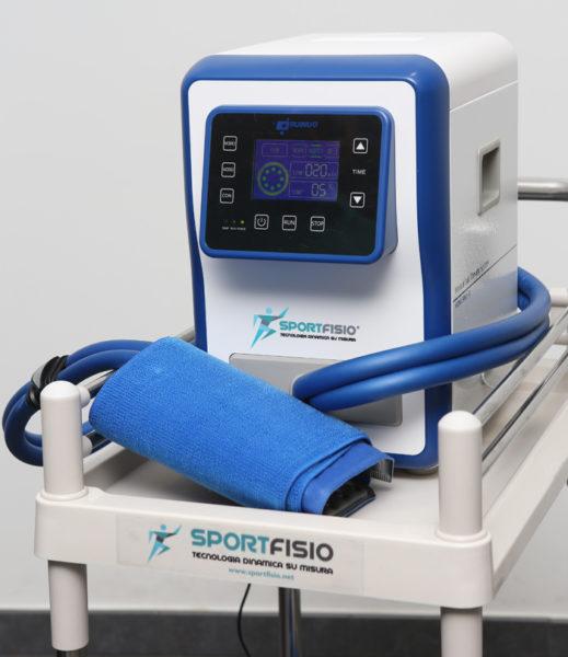 Medical Cold Therapy System - SRN01-II - crio-compressione che riduce Edemi e Dolore