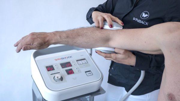 WINSHOCK Cryo Stim -  trattamento crioterapico e ipertermia