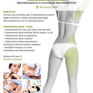 Corso - PHYSIO BEAUTY - Specializzazione in tecnologie dermoestetiche - Modugno (BA) 30 marzo 2019 - Gratuito