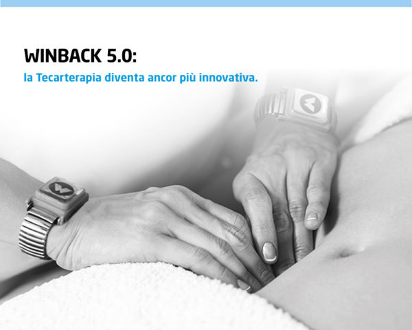 tecarterapia winback 5.0 medical tools