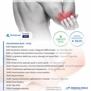 Corso ECM - EPICONDILITE vs EPITROCLEITE - Mola di Bari 19 ottobre 2019