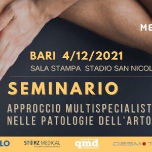 Corso - Approccio Multispecialistico nelle Patologie dell'Arto Inferiore
